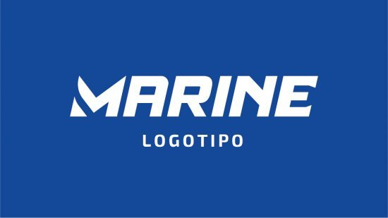 Logo Marine Marine Sports