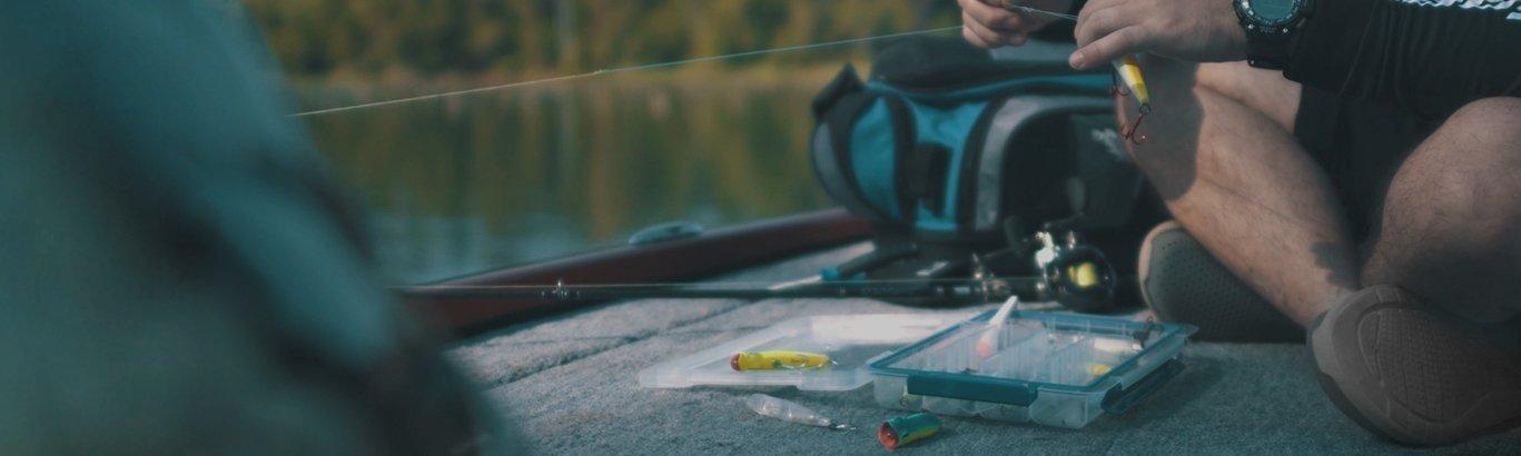 Descubra o equipamento ideal para sua pescaria Marine Sports