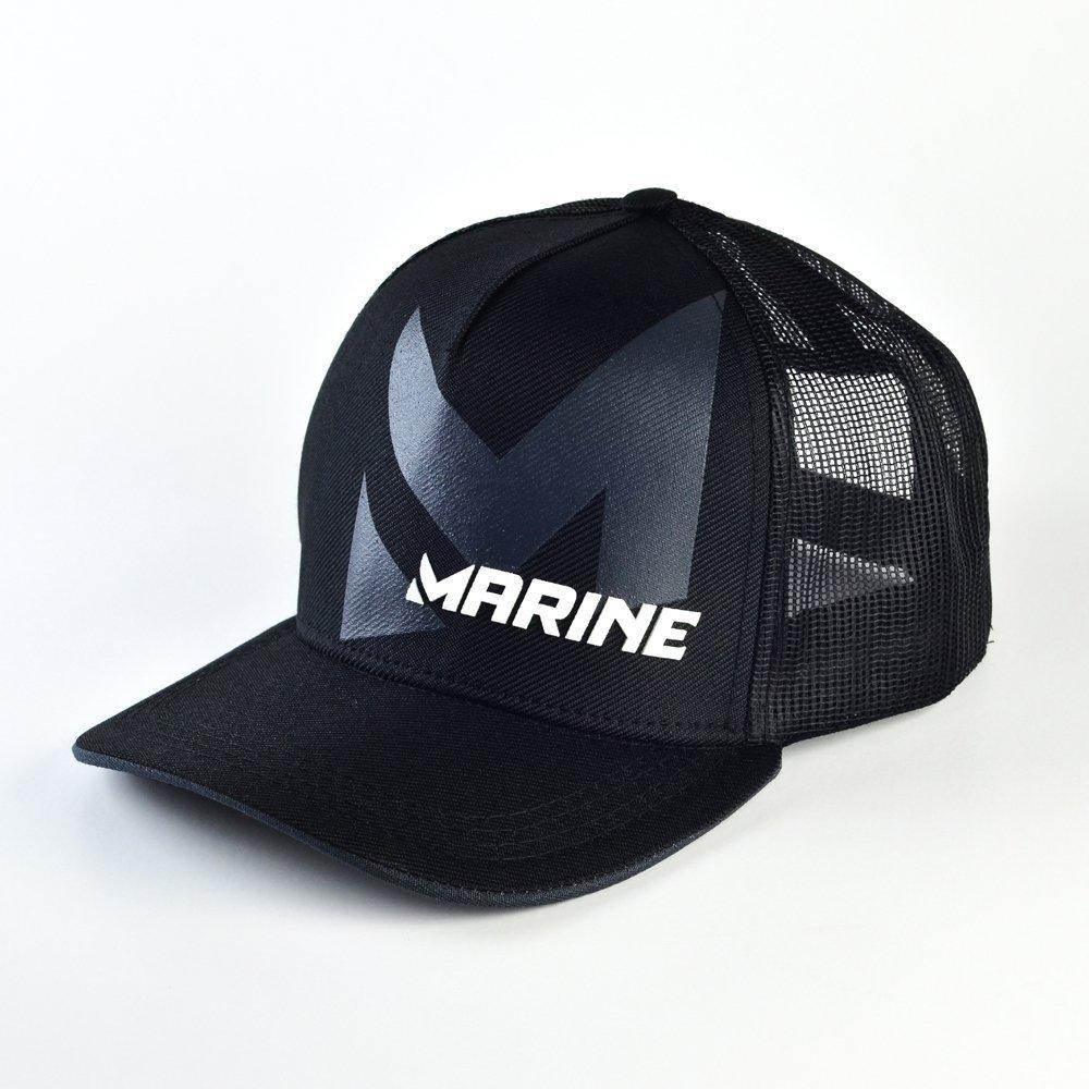 BONÉ AMERICANO PRETO Marine Sports